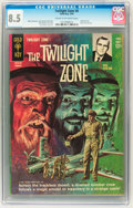 Silver Age (1956-1969):Horror, Twilight Zone #6 (Gold Key, 1964) CGC VF+ 8.5 Cream to off-whitepages. ...