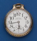 Timepieces:Pocket (post 1900), Hamilton 21 Jewel, 992B Pocket Watch. ...