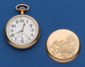 Timepieces:Pocket (post 1900), Illinois 21 Jewel, 16 Size Bunn Special Pocket Watch. ...
