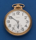Timepieces:Pocket (post 1900), Elgin 21 Jewel B.W. Raymond. ...