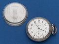 Timepieces:Pocket (post 1900), Illinois 18 Size 21 Jewel Bunn Special Hunters Movement. ...