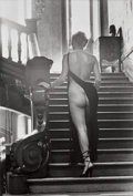 Photographs:Contemporary, HELMUT NEWTON (German/Australian, 1920-2004). Roselyne atArcangues, 1975. Vintage gelatin silver. Paper: 48-1/4 x30-3/...