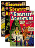 Silver Age (1956-1969):Adventure, My Greatest Adventure Group (DC, 1958-61) Condition: Average VG+.... (Total: 11 Comic Books)