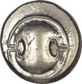 Ancients:Greek, Ancients: Thebes. Ca. 363-338 BC. AR stater (12.27 gm). ...