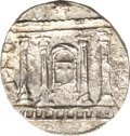 Ancients, Ancients: Bar Kochba Revolt (132-135 CE). AR sela (14.36 gm). ...