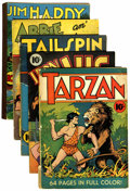 Golden Age (1938-1955):Miscellaneous, Single Series Group (United Features Syndicate, 1939-40).... (Total: 5 Comic Books)