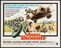 "Movie Posters:Exploitation, Angel Unchained (American International, 1970). Half Sheet (22"" X28""). Exploitation.. ..."