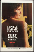 """Movie Posters:Adult, Deep Throat Part II (Damiano Films, 1974). One Sheet (27"""" X 41"""") & Mini Lobby Card Set of 8 (8"""" X 10""""). Adult.. ... (Total: 9 Items)"""