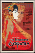 "Movie Posters:Sexploitation, The Notorious Cleopatra (Brandon, 1970). One Sheet (28"" X 42"").Sexploitation.. ..."