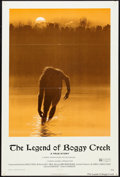"Movie Posters:Thriller, The Legend of Boggy Creek Lot (Howco, 1973). One Sheets (4) (27"" X 41""). Thriller.. ... (Total: 4 Items)"