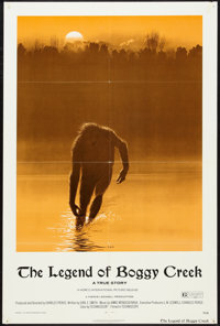 "The Legend of Boggy Creek Lot (Howco, 1973). One Sheets (4) (27"" X 41""). Thriller. ... (Total: 4 Items)"