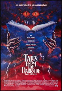 "Tales from the Darkside: The Movie Lot (Paramount, 1990). One Sheets (2) (27"" X 40""). Horror. ... (Total: 2 It..."
