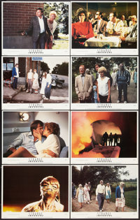 """Strange Invaders (Orion, 1983). Lobby Card Set of 8 (11"""" X 14""""). Science Fiction. ... (Total: 8 Items)"""