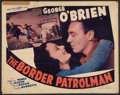"Movie Posters:Western, The Border Patrolman Lot (20th Century Fox, 1936). Half Sheet (22"" X 28""), Window Cards (5) (14"" X 22""), and Pressbooks (3) ... (Total: 9 Items)"
