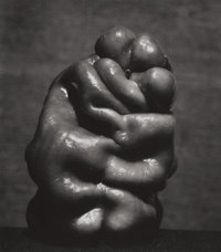 EDWARD WESTON (American, 1886-1958) Pepper (No. 14), 1929 Vintage gelatin silver 8-3/4 x 7-1/2 in