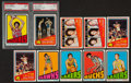 Basketball Cards:Lots, 1972-73 Topps Basketball High Grade Collection (470 cards). ...