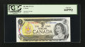 Canadian Currency: , BC-46b $1 1973. ...