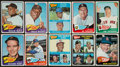 Baseball Cards:Lots, 1965 Topps Baseball Collection (359) With Over 125 High Numbers....