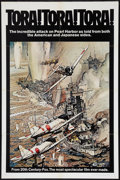 "Movie Posters:War, Tora! Tora! Tora! (20th Century Fox, 1970). One Sheet (27"" X 41"")Style A. War.. ..."