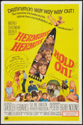 "Movie Posters:Rock and Roll, Hold On! Lot (MGM, 1966). One Sheets (2) (27"" X 41""). Rock andRoll.. ... (Total: 2 Items)"