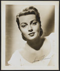"""Movie Posters:Comedy, Lana Turner and Esther Williams Publicity Photos (MGM, 1940s).Photos (2) (14"""" X 17""""). Comedy.. ... (Total: 2 Items)"""