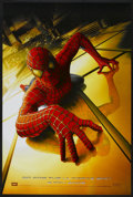 "Movie Posters:Action, Spider-Man (Columbia, 2002). One Sheet (27"" X 40"") DS Advance.Action.. ..."