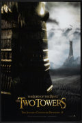 """Movie Posters:Fantasy, The Lord of the Rings: The Two Towers (New Line, 2002). One Sheet (27"""" X 40"""") SS Advance. Fantasy.. ..."""