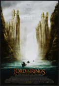 """Movie Posters:Fantasy, The Lord of the Rings: The Fellowship of the Ring (New Line, 2001).One Sheet (27"""" X 40"""") SS Advance Style C. Fantasy.. ..."""