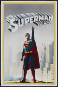"Movie Posters:Action, Superman the Movie (DC Comics, 1978). Personality Poster (23"" X35""). Action.. ..."