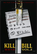 "Movie Posters:Action, Kill Bill: Vol. 2 (Miramax, 2004). One Sheet (27"" X 40""). Action....."