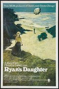 "Movie Posters:Drama, Ryan's Daughter (MGM, 1970). One Sheet (27"" X 41"") Style A. Drama.. ..."