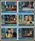 "Movie Posters:Science Fiction, Attack of the Puppet People (American International, 1958). LobbyCards (6) (11"" X 14""). Science Fiction.. ... (Total: 6 Items)"