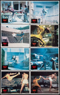 "Movie Posters:Action, Game of Death (Columbia, 1979). Lobby Card Set of 8 (11"" X 14"").Action.. ... (Total: 8 Items)"