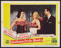"Movie Posters:Musical, Gentlemen Prefer Blondes (20th Century Fox, 1953). Lobby Card (11"" X 14""). Musical.. ..."