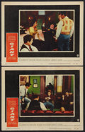 """Movie Posters:Drama, Giant (Warner Brothers, 1956). Lobby Cards (2) (11"""" X 14""""). Drama.. ... (Total: 2 Items)"""