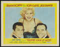 "Movie Posters:Comedy, Some Like It Hot (United Artists, 1959). Lobby Card (11"" X 14""). Comedy.. ..."