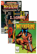 Modern Age (1980-Present):Miscellaneous, Miscellaneous Modern Age Comics Short Box Group (Various Publishers, 1980s-90s) Condition: Average VG/FN....