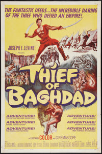 "Thief of Baghdad Lot (MGM, 1961). One Sheets (2) (27"" X 41""). Fantasy. ... (Total: 2 Items)"