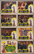 "Movie Posters:Musical, Belle of the Yukon (RKO, 1944). Lobby Card Set of 8 (11"" X 14""). Musical.. ... (Total: 8 Items)"