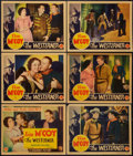 """Movie Posters:Western, The Westerner (Columbia, 1934). Title Lobby Card and Lobby Cards (5) (11"""" X 14""""). Western.. ... (Total: 6 Items)"""