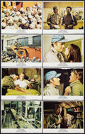 "Movie Posters:Science Fiction, Soylent Green (MGM, 1973). Lobby Card Set of 8 (11"" X 14""). Science Fiction.. ... (Total: 8 Items)"