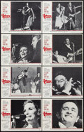 "Movie Posters:Documentary, Johnny Cash! The Man, His World, His Music (Continental, 1969). Lobby Card Set of 8 (11"" X 14""). Documentary.. ... (Total: 8 Items)"