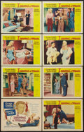 """Movie Posters:Comedy, I Married a Woman (RKO, 1958). Lobby Card Set of 8 (11"""" X 14""""). Comedy.. ... (Total: 8 Items)"""