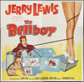 """Movie Posters:Comedy, The Bellboy (Paramount, 1960). Six Sheet (81"""" X 81""""). Comedy.. ..."""