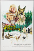 "Movie Posters:Adventure, Challenge to White Fang Lot (Premiere Releasing, 1974). One Sheets(2) (27"" X 41"") Flat Folded. Adventure.. ... (Total: 2 Items)"