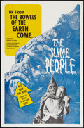 """Movie Posters:Science Fiction, The Slime People (Hansen Enterprise, 1963). One Sheet (27"""" X 41"""").Science Fiction.. ..."""