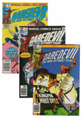 Modern Age (1980-Present):Superhero, Daredevil Group (Marvel, 1981-84) Condition: Average NM-....(Total: 39 Comic Books)