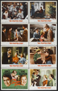 """Movie Posters:Sports, The Stratton Story (MGM, R-1956). Lobby Card Set of 8 (11"""" X 14""""). Drama. Starring James Stewart, June Allyson, Frank Morgan... (Total: 8 Items)"""