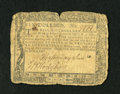 Colonial Notes:Maryland, Maryland December 7, 1775 $6 Very Good-Fine....