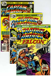 Captain America Group (Marvel, 1974-78) Condition: Average VF+.... (Total: 30)